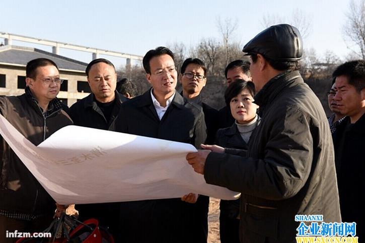 陕西韩城书记李智远的施政路:每到一处,天翻地覆