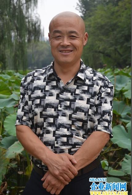 追求人生  真情奉献―记西安元胜食品有限公司总经理薛二郎