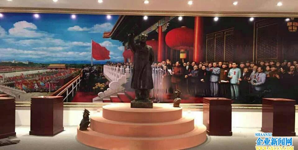 一个普通人的红色文化情怀――走近王建全的红色文化展览馆