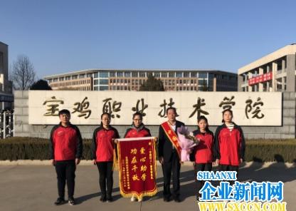 """""""中国好人""""唐孝标走进高校 开展爱心助学活动"""