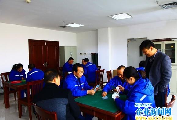 """延安石油化工厂:春节为职工献上""""文化大餐"""""""