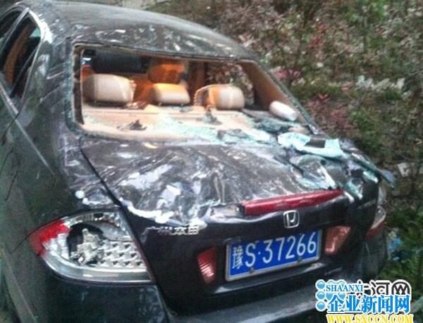 中铁十三局派300余人殴打村民 赶走警察