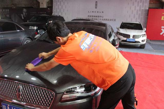 洗车就像叫外卖:车靓专家上门洗车新服务正在悄然成为时尚