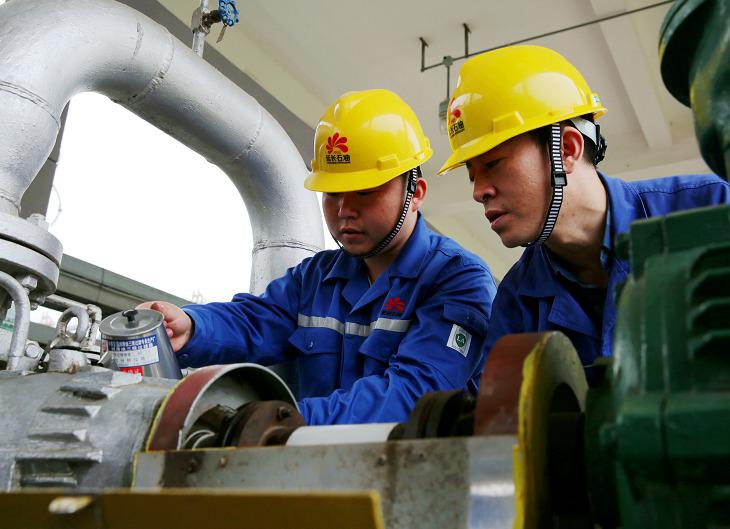 """延长石油延安石油化工厂掀起""""不一样""""的竞赛热潮"""