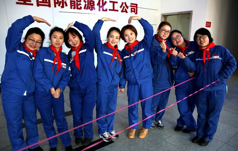 延安石化:忆童年 闹新春