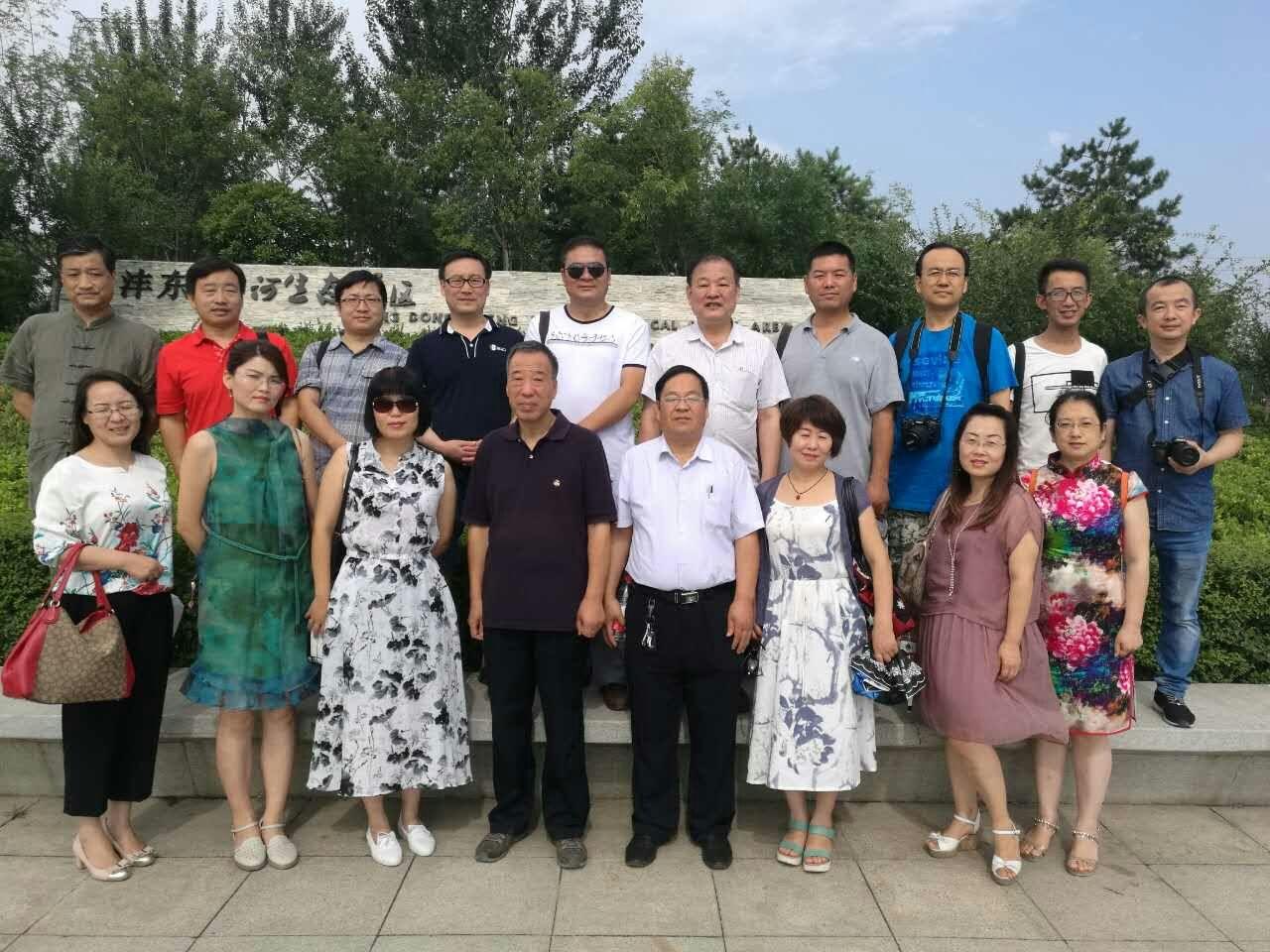 陕西省职工作协举办细柳创作基地首批采风活动